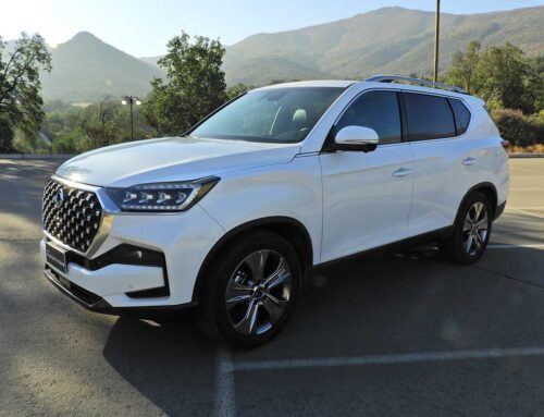 TEST DRIVE: SsangYong Rexton FL 2.2 TD Limited Plus 8AT 4WD 9AB, la polivalencia personificada